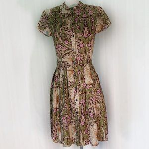 Morris & Co x H&M Floral Dress 0